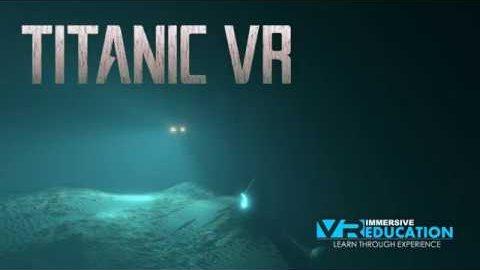 Titanic VR - Trailer