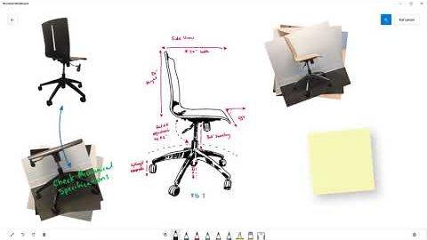 Microsoft Whiteboard (Trailer)