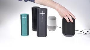 Smarte Lautsprecher von Google, Amazon, Onkyo und Sonos - Vergleichstest