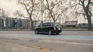 Elektrisches London-Taxi TX5