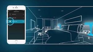 Hilton Connected Room (Herstellervideo)