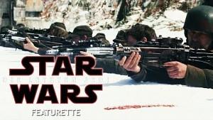 Making-of-Trailer zu Star Wars - Die letzten Jedi