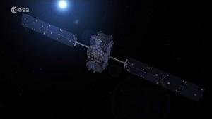 Galileo fast komplett - Esa