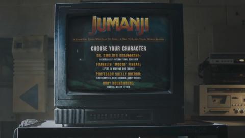 Jumanji Willkommen im Dschungel - Filmtrailer