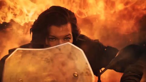 Resident Evil Final Chapter - Filmtrailer