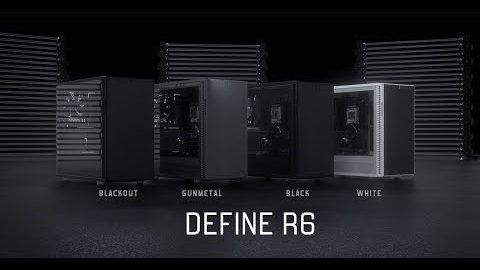 Fractal Design zeigt Define R6