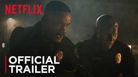 Netflix' Bright (Trailer)