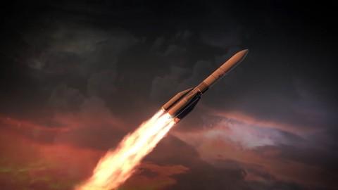 Präsentation der Ariane 6