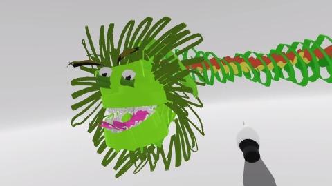 PAINT VR for Gear VR (Herstellervideo)