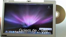 Modbook - Tablet-PC mit MacOS X von Axiotron - Test