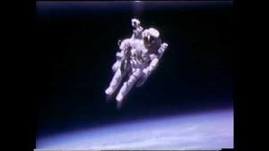 Bruce McCandless' Raumspaziergang - Nasa