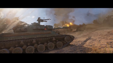 World of Tanks - Trailer (March 2018 Gameplay)