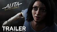 Alita Battle Angel - Filmtrailer