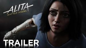 Alita Battle Angel - Filmtrailer