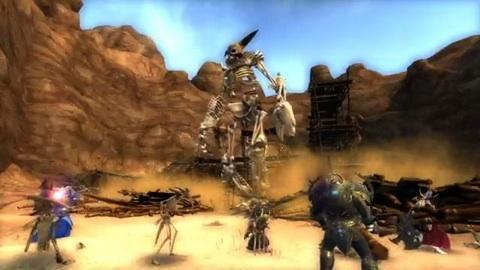 Warhammer Online - Land of the Dead - Trailer