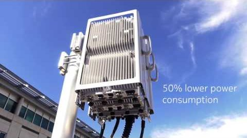 Nokia AirScale Radios chart the path to 5G (Firmenvideo)