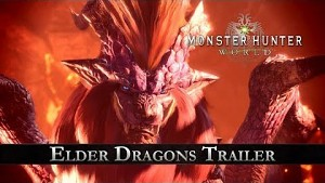 Monster Hunter World - Trailer (Elder Dragons)