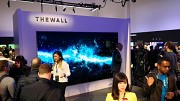 Samsung The Wall angesehen (CES 2018)