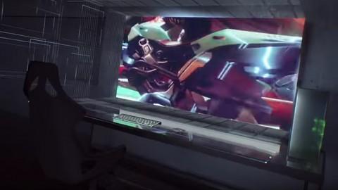 Nvidia Big Format Gaming Displays - Trailer (CES 2018)