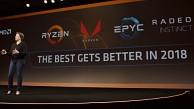 AMD zeigt Roadmap für Ryzen, Zen Plus und Vega