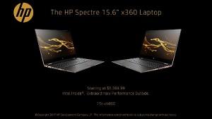 HP Spectre x360 - Trailer (CES)