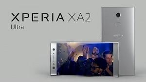 Sony Xperia XA2 Ultra - Trailer (CES 2018)