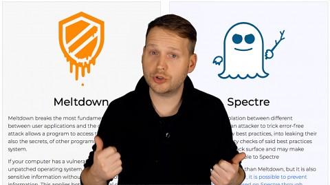 Meltdown und Spectre - Bericht