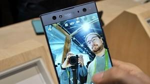 Sony Xperia XA2 Ultra - Hands on (CES 2018)