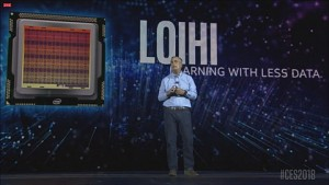 Intel zeigt Loihi (CES 2018)
