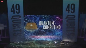 Intel kündigt 49-Qubit-Chip an (CES 2018)