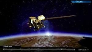 Space X - Zuma-Mission