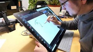Microsoft Surface Studio - Test