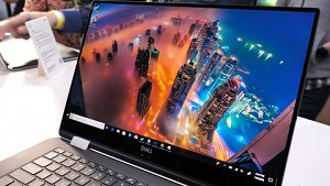 Dell XPS 15 2018 - Hands on (CES 2018)