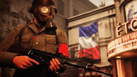 Battalion 1944 - Trailer (Gameplay 2018)