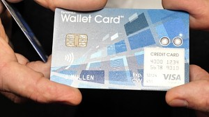 Dynamics Wallet Card angesehen (CES 2018)