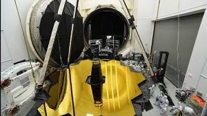 Zeitraffer-Video James-Webb-Weltraumteleskop - Nasa