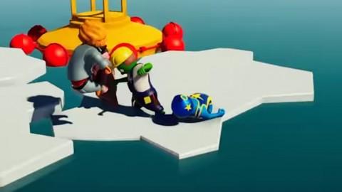 Gang Beasts - Trailer (Gameplay)