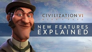 Civilization 6 Rise and Fall - Trailer (alle Features erklärt)