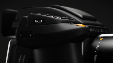Hasselblad H6D-400c vorgestellt
