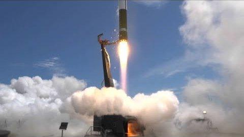 Still Testing Launch (Rocketlab)