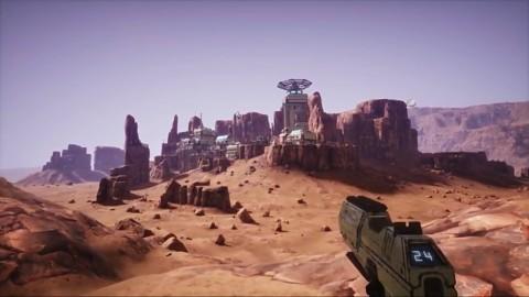 Memories of Mars - Trailer (Ankündigung)