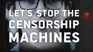Stop censorship machines (Julia Reda)
