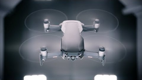 DJI Mavic Air - Herstellervideo