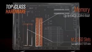 Qnap TS-x77 im Produktvideo