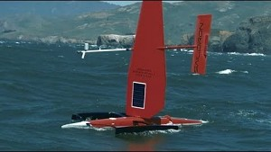 Saildrones Cutting Edge Technology for Ocean Research