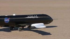 Nasa testet Tragflächen, die im Flug die Form verändern