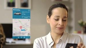 DriveNow App (Herstellervideo)