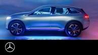 Mercedes Benz über die Elektro-Offensive