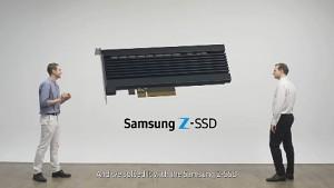 Samsung zeigt die Z-SSD