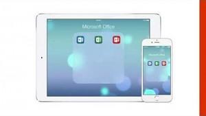 Microsoft Office für iPad und iPhone (Herstellervideo)